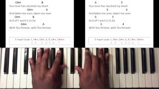 Closer - Bethel Live (Piano Tutorial)