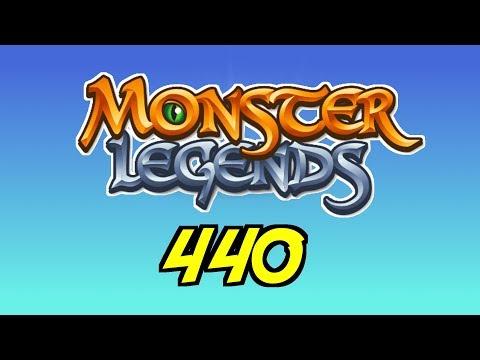 """Monster Legends - 440 - """"Primal Elements Maze"""""""
