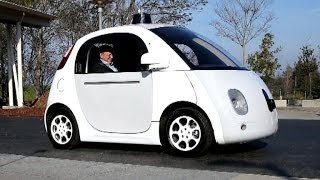 Google developing cars without steering wheels
