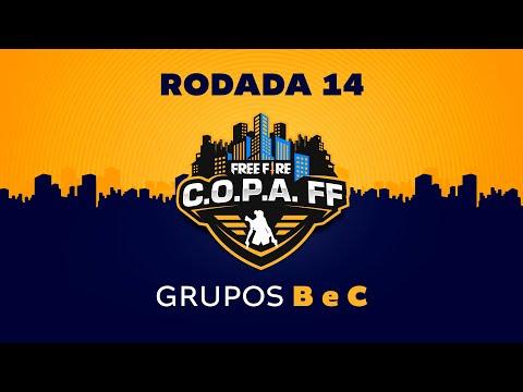 C.O.P.A. FF - Rodada 14 - Grupos B e C from YouTube · Duration:  2 hours 12 minutes