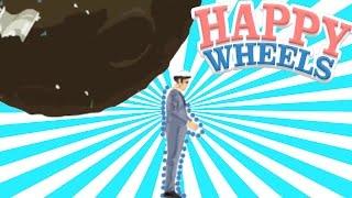 とんでもない物が頭上に降ってきた時の対処法 - Happy Wheels 実況プレイ - Part48 thumbnail
