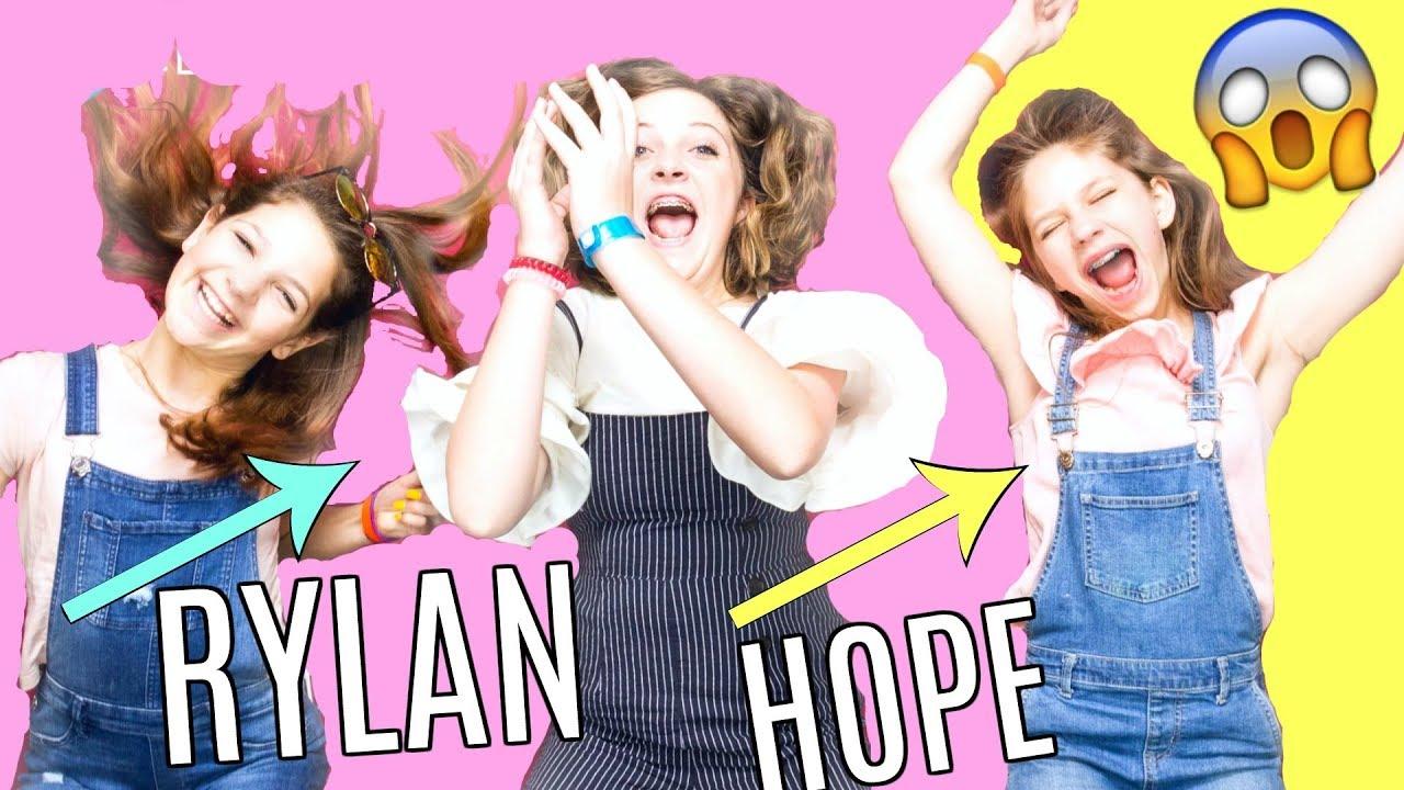 Meeting my favorite YouTubers in California with Hope Marie