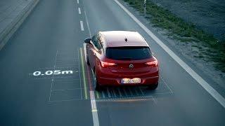 Tágítsa ki érzékei határait: az #újAstra Opel Eye Biztonsági Rendszerével!