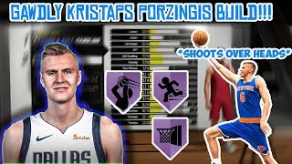 f20a81e23 GAWDLY KRISTAPS PORZINGIS NBA 2K19 BUILD!