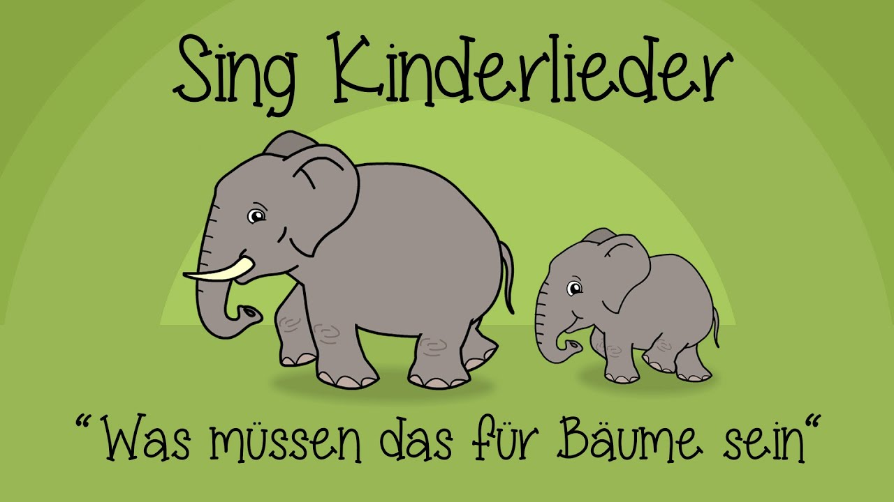 German Children's Songs: A YouTube Playlist for Beginners