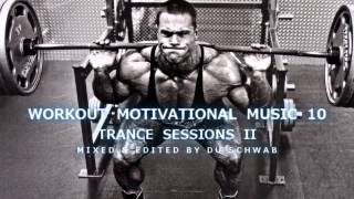 aMAZING wORKOUT mUSIC vol10 - Trance Sessions II
