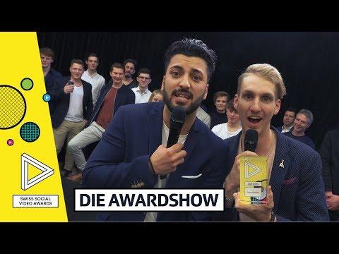 Swiss Social Video Awards | Präsentiert von SRF und Blick am Abend
