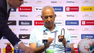 Press Conference: Marc Collat - Haiti (3) - (2) Canada - Gold Cup 2019