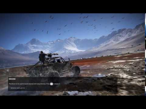 Backup SaveGames (Ghost Mode) Tom Clancy's Ghost Recon® WildLands
