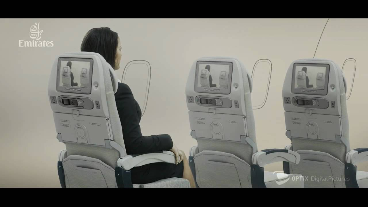 Emirates new Safety video 2010 (HD)