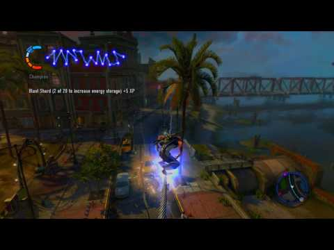 inFamous 2 100% Good Karma Walkthrough Part 9, 720p HD (NO COMMENTARY)