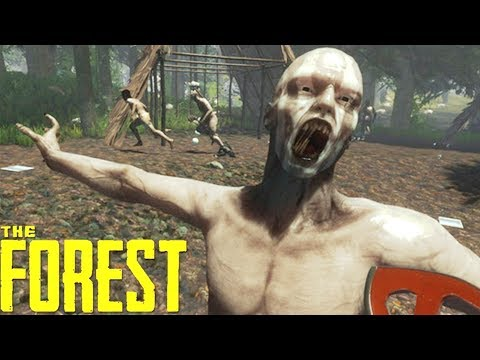 The Forest Gameplay Walkthrough Part 3 // Open World Horror Survival Game ( Surviving the Monsters )