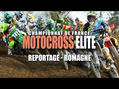Elite Motocross - Romagné