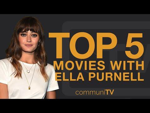 TOP 5: Ella Purnell Movies
