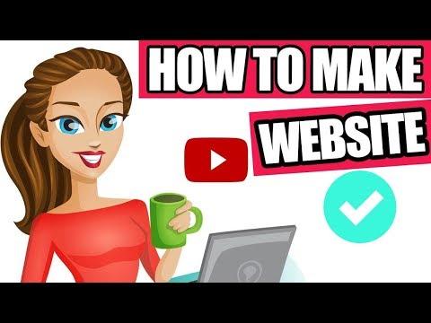 How To Make a WordPress Website 😍 (Drag & Drop) 😍 2018
