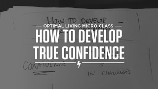 How to Develop True Confidence Thumbnail