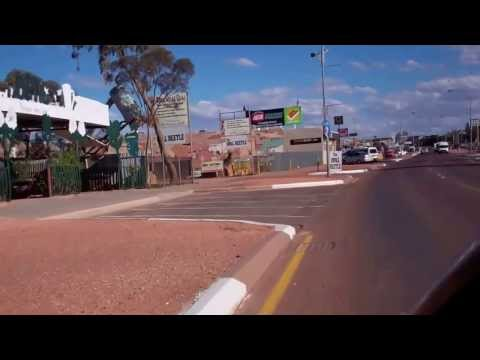 Downtown Coober Pedy
