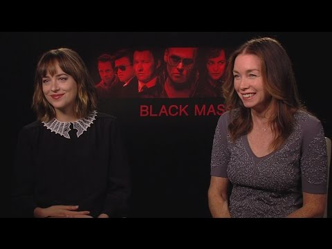 Dakota Johnson & Julianne Nicholson Talk 'Black Mass'