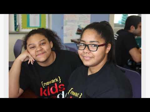 Newark Kids Code Sussex Avenue School