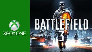 Battlefield 3 \ Xbox One X Gameplay