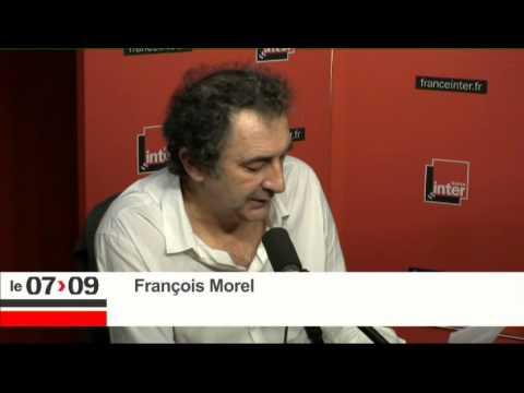 """François Morel : """"Je pense de toutes mes forces qu'il faut s'aimer à tort et à travers"""""""