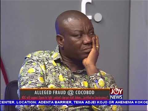 Alleged Fraud @ Cocobod - Newsfile on JoyNews (17-3-18)