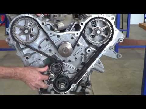 Engine Disassembly, Inspect and Reassemble