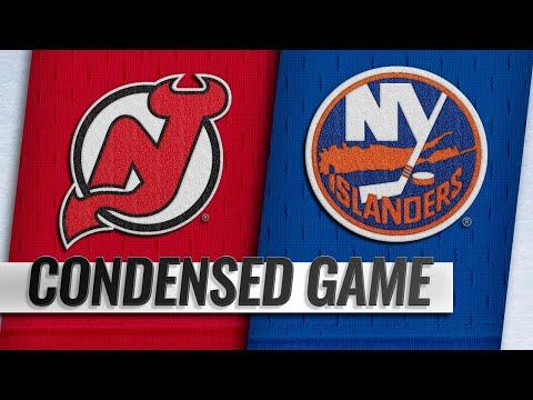 01/17/19 Condensed Game: Devils @ Islanders