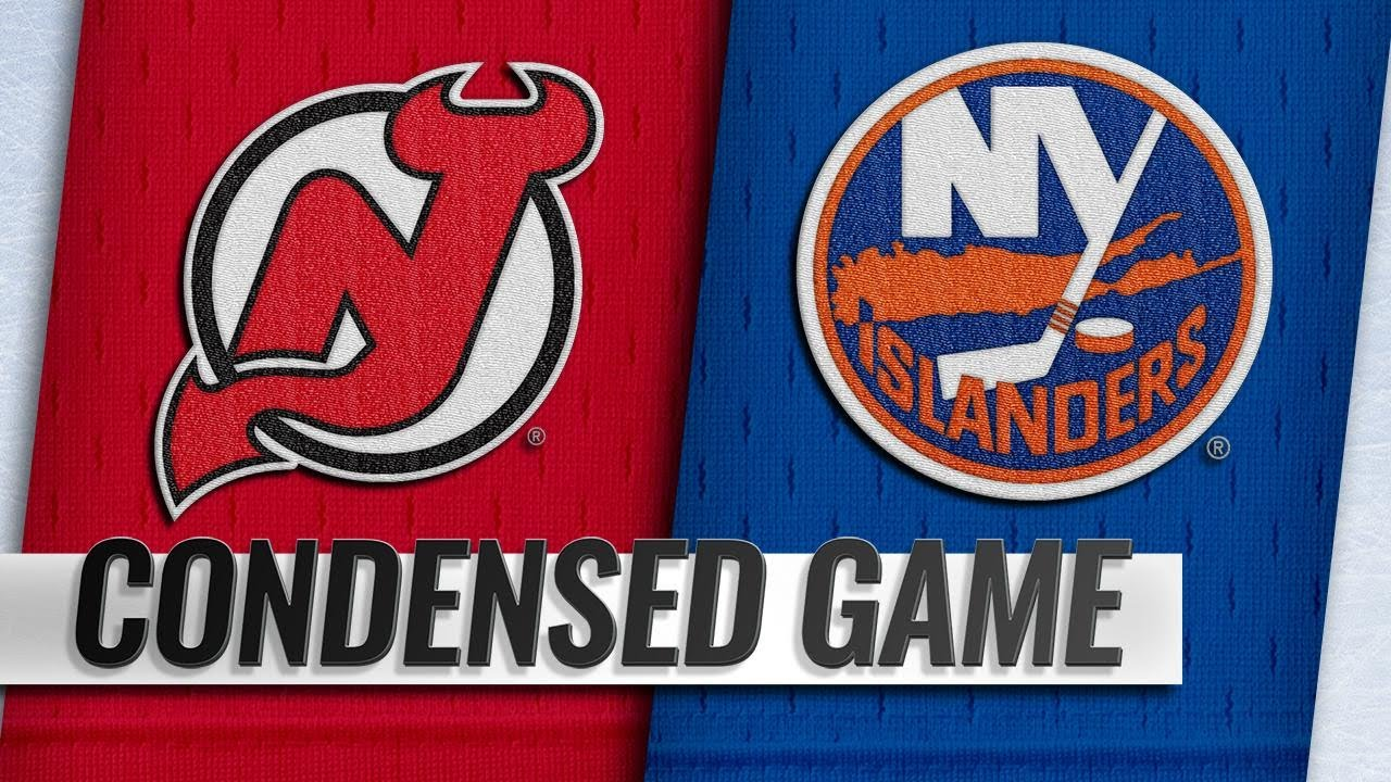 separation shoes f0249 3b512 01/17/19 Condensed Game: Devils @ Islanders