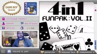 Game Boy Quest #147 - 4-in-1 Funpak: Volume II