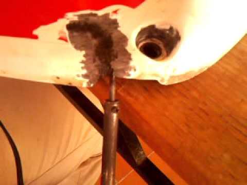 Reparar Carenado De Moto Plástico Abs Con Soldador Eléctrico Ii Youtube