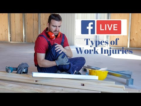 Types of Workers' Compensation Claims