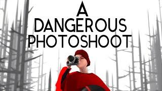 A Dangerous Photoshoot [Saxxy 2015]