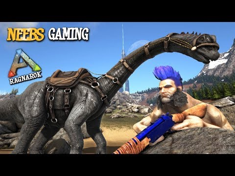 Ark: Survival Evolved - Puerto Bronto