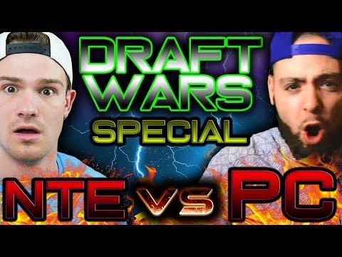 NTE VS. PC!! DRAFT WARS SPECIAL!! | Madden 17 Draft Wars Ep. 5