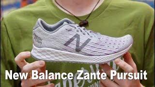 new balance zante pursuit review