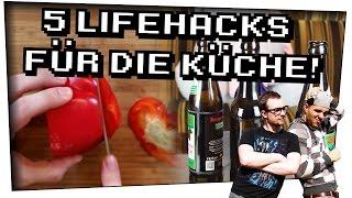 5 Lifehacks für die Küche - Lifehacks #03 (mit DuoTV)