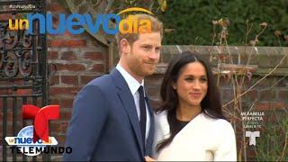 ¡Meghan Markle y el Príncipe Harry listos para la boda! | ...