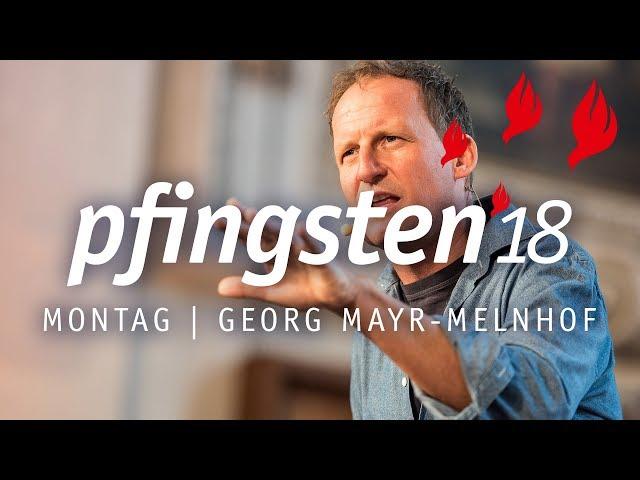 Pfingsten 18 - Vortrag Georg MM