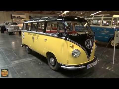 1961 - Volkswagen Bulli - Österreichische Post -Classic Expo Salzburg 2015