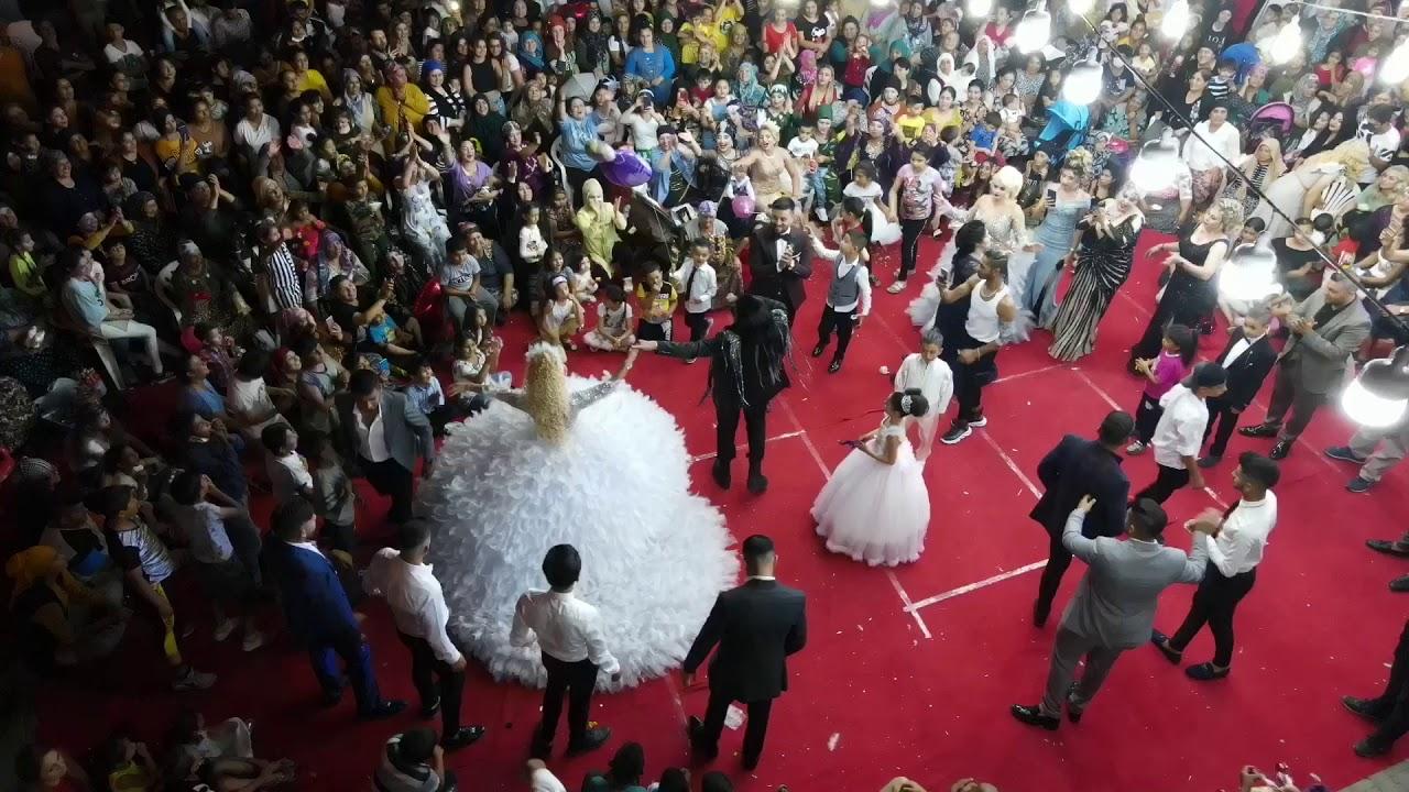 Kobra Murat ile Lüleburgaz'da Roman Düğünü Drone ile Havadan Çekim - Çatır Çatır