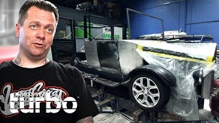 Proyecto de remodelado Mitsubishi A | West Coast Customs | Discovery Turbo