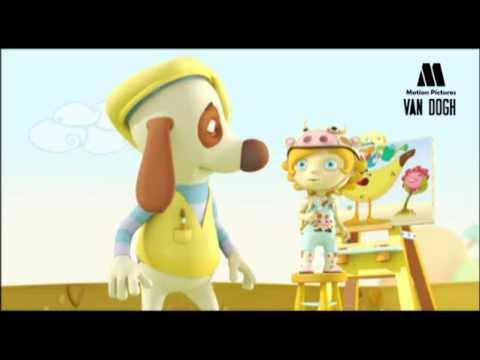 Caballito banana - Caricaturas infantiles, comiquitas online para