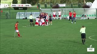 Mecz o III miejsce EURO 2017 - Polska v Hiszpania 3:1