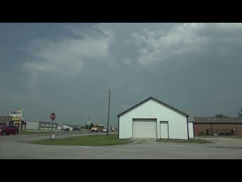 TORNADO Chasing in Oklahoma LIVE