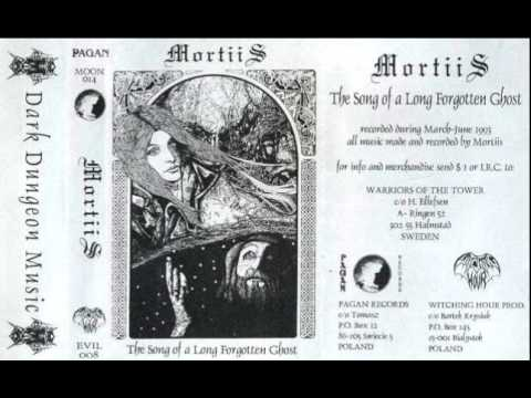 Mortiis  The Song Of A Long Forgotten Ghost FULL demo album, 1993 HD