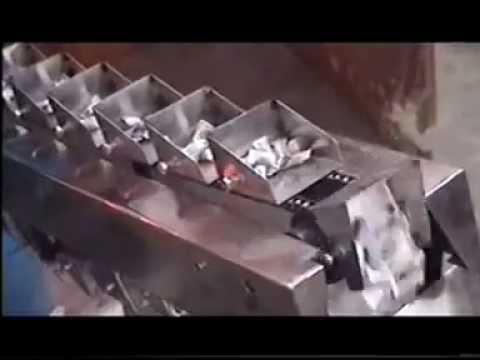 High Speed Snus packaging Machine
