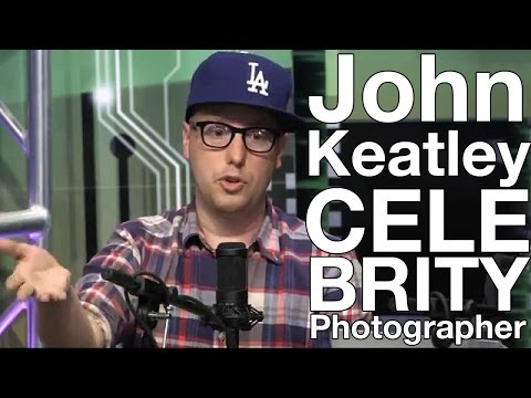The Grid: Guest John Keatley - Celebrity Photographer