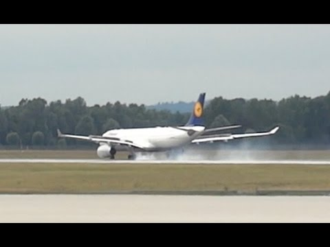 Afternoon Heavies and a rejected takeoff from Lufthansa LH414 to Washington