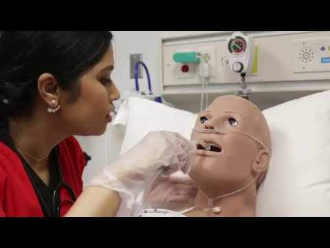 Introduction to the Nursing Simulation Lab at Vanier College